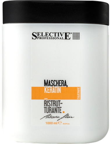Selective Professional Artistic Flair Keratine Masker 1000 ml.