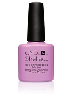 CND Shellac Beckoning Begonia 7.3 ml