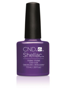 CND Shellac Video Violet 7.3 ml