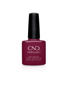 CND Shellac Rebellious Ruby 7.3 ml