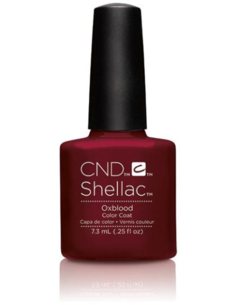 CND Shellac Oxblood 7.3 ml