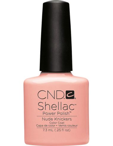 CND Shellac Nude Knickers 7.3 ml