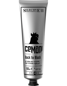 Selective Professional Cemani Back to Black Gel 150 ml.