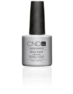CND Brisa Paints Soft White - Opaque 12 ml