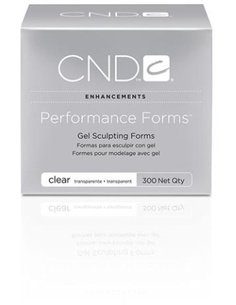 CND Performance Forms™ - Clear