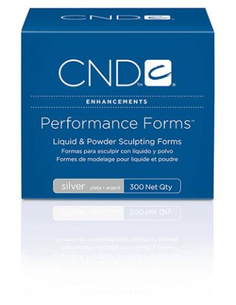 CND Performance Forms™ - Silver