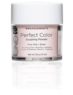 CND Perfect Color Pure Pink - Sheer