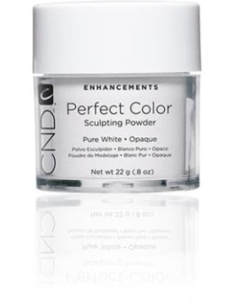 CND Perfect Color Pure White - Opaque