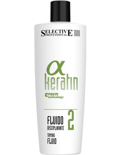 Selective Professional Alpha Keratine Taming Fluid 500 ml.