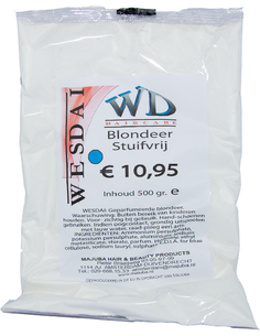 Wesdai Blondeer Wit 500g