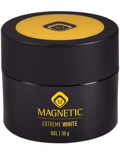 Magnetic Extreme White Gel 30 g