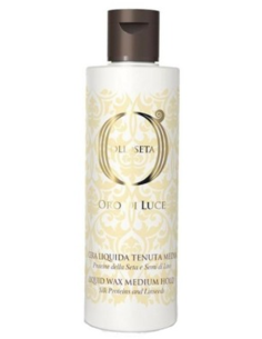Olioseta Oro di Luce Liquid Wax Medium Hold 125 ml