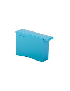 Mes afhaal container BLAUW