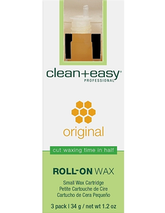Clean & Easy Original Honing Small Wax Cartridge 3 st