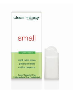 Clean & Easy Small Roller Heads 3 st.