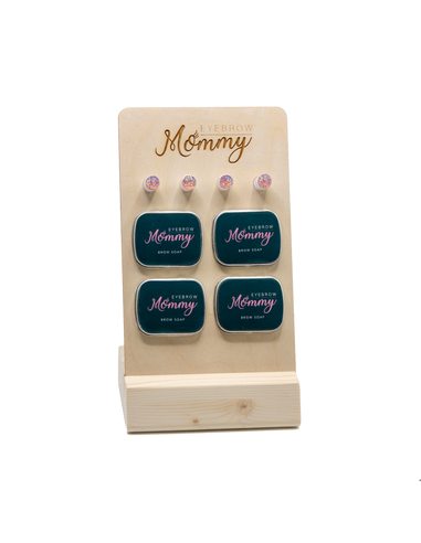 Eyebrow Mommy Brow Soap 25 gr Display