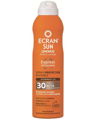 Ecran Invisible Spray Carrot SPF 30