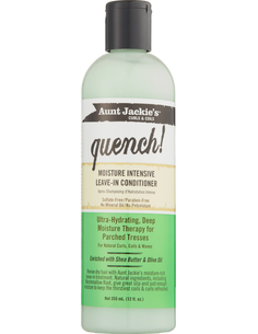 Aunt Jackie's Quench Leave-In Conditioner 355 ml