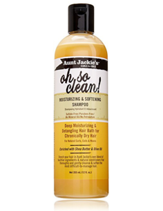 Aunt Jackie's Oh So Clean Shampoo 355 ml